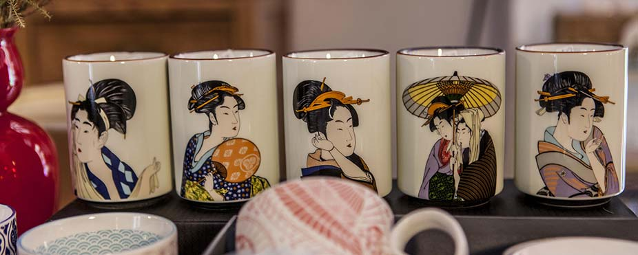 jugo de te japones moderno